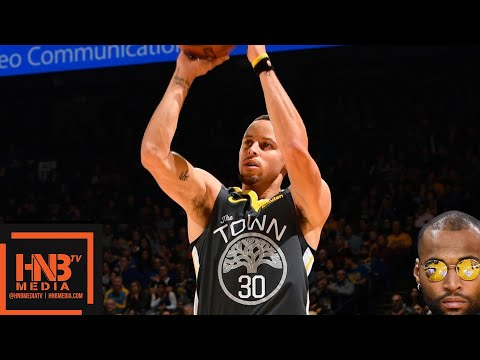 GS Warriors vs New Orleans Pelicans Full Game Highlights | 01/16/2019 NBA Season