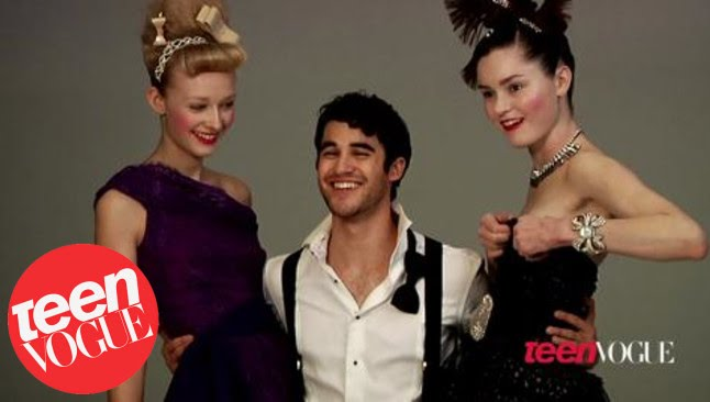 Darren Criss Photoshoot Teen Vogue