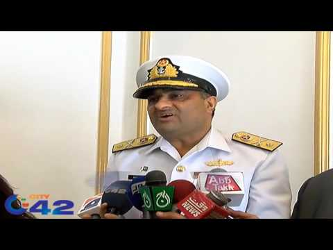Maritime awareness seminar in collaboration with Marine Military Academy and Punjab Govt