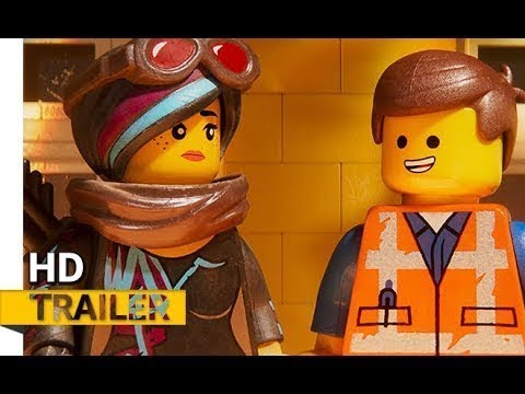 #LEGO The LEGO® Movie - Official Main Trailer [HD]