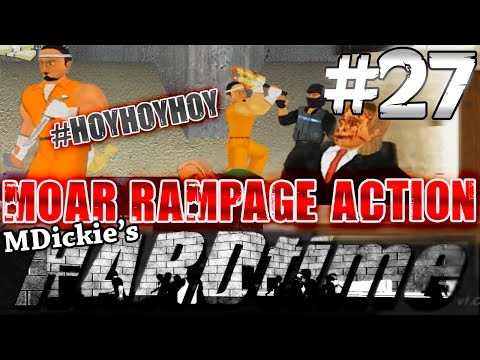 MDickie's Hard Time EP27: Extreme Jail Rampage!!