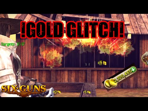 Six Guns 2.9.0 Unlimited Gold Glitch IOS/Android
