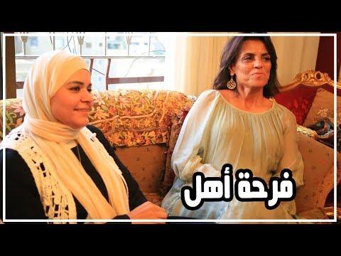 شاهد.. فرحة أهل -حميد- أخطبوط منتخب اليد بكأس العالم  - 21:54-2019 / 8 / 19