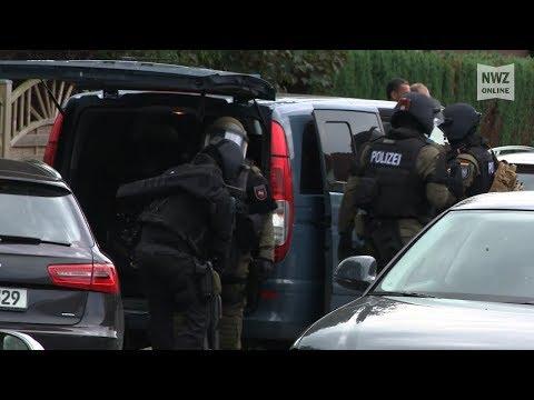 SEK-Zugriff in Oldenburg: Mann festgenommen