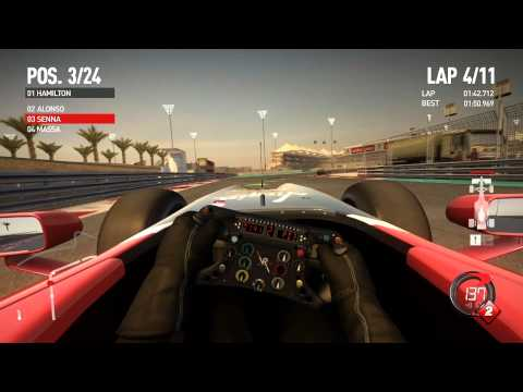 F1 2010 Abu Dhabi