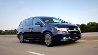 Minivan - KBB.com 2016 Best Buys