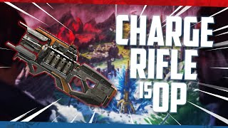 The NEW Charge Rifle is OP! | sYnceDez