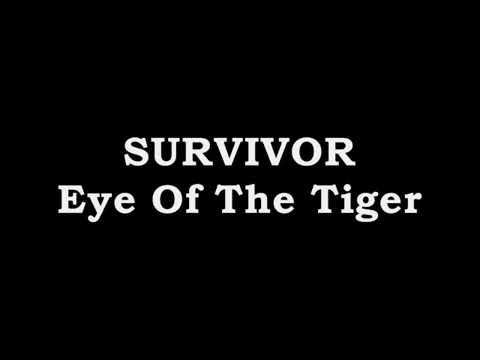 Eye of the tiger song lyrics