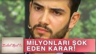 Zuhal Topal'la 174. Bölüm (HD)   Ali'den Naz ile İlgili Milyonları Şaşkına Çeviren Karar!