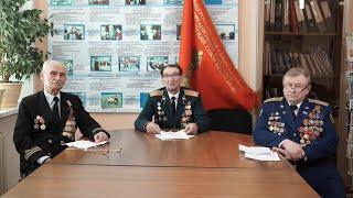 Ветераны Великой Отечественной войны поздравляют с 75-летием Победы