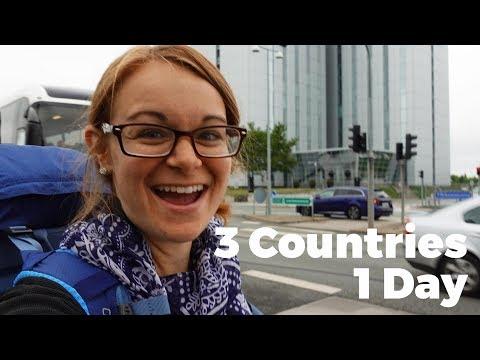 DENMARK to NORWAY - Travel Vlog Day #61 (& 62)