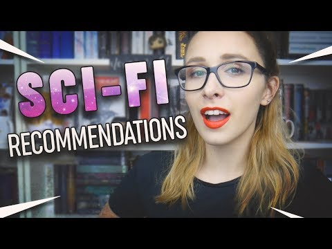 Sci-Fi Book Recommendations 🚀
