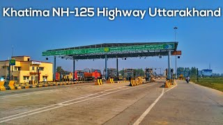 hd झनकट से खटीमा jhankat to khatima uttarakhand road trip