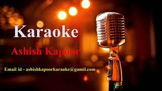 Jiv Dangala Gungala Rangala Asa - Karaoke - Jogva - Marathi Geet