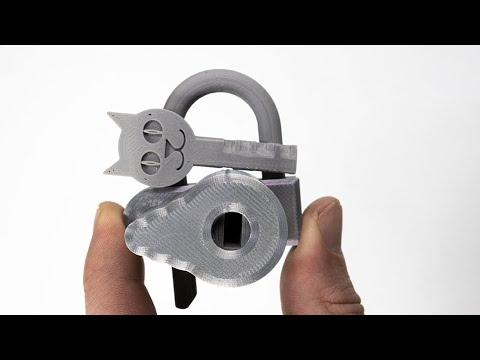 Can You 3D Print A Lock?