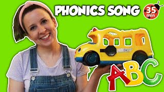 Letter Sounds Phonics Song YouTube Plus More Learning Songs for Kids