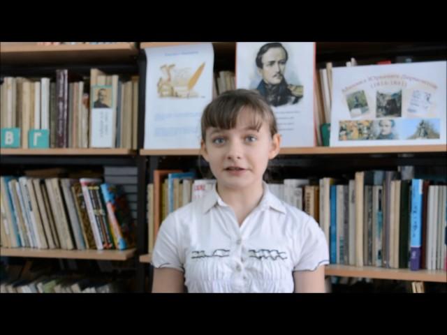 Изображение предпросмотра прочтения – СерафимаСарычева читает произведение «Тучи» М.Ю.Лермонтова