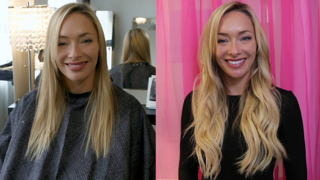 How Are Hair Extensions Done At The Chicago Hair Extensions Salon