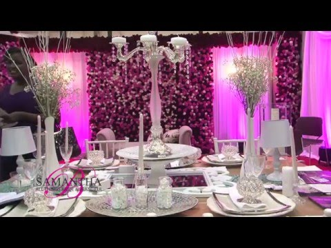 Samantha's Bridal wedding fair Kenya  Jacen Event