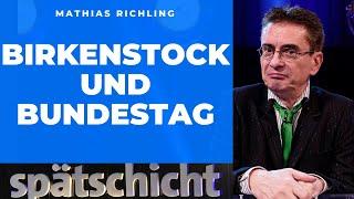 """Mathias Richling: 40 Jahre """"Die Grünen"""""""