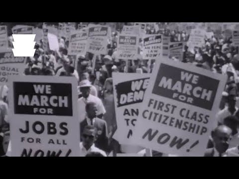 March on Washington History by NMAAHC