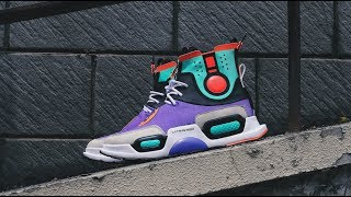 Kicksvision |  A First Unbox Video At Li-Ning Reburn NYFW 重燃