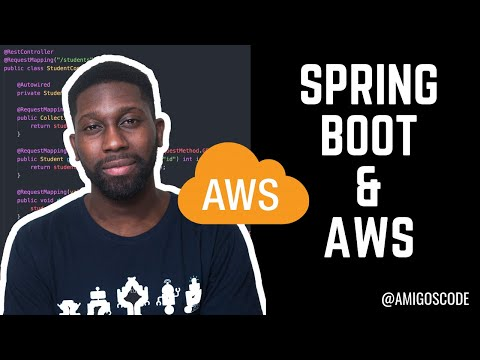 Spring Boot: Connecting To AWS (RDS)