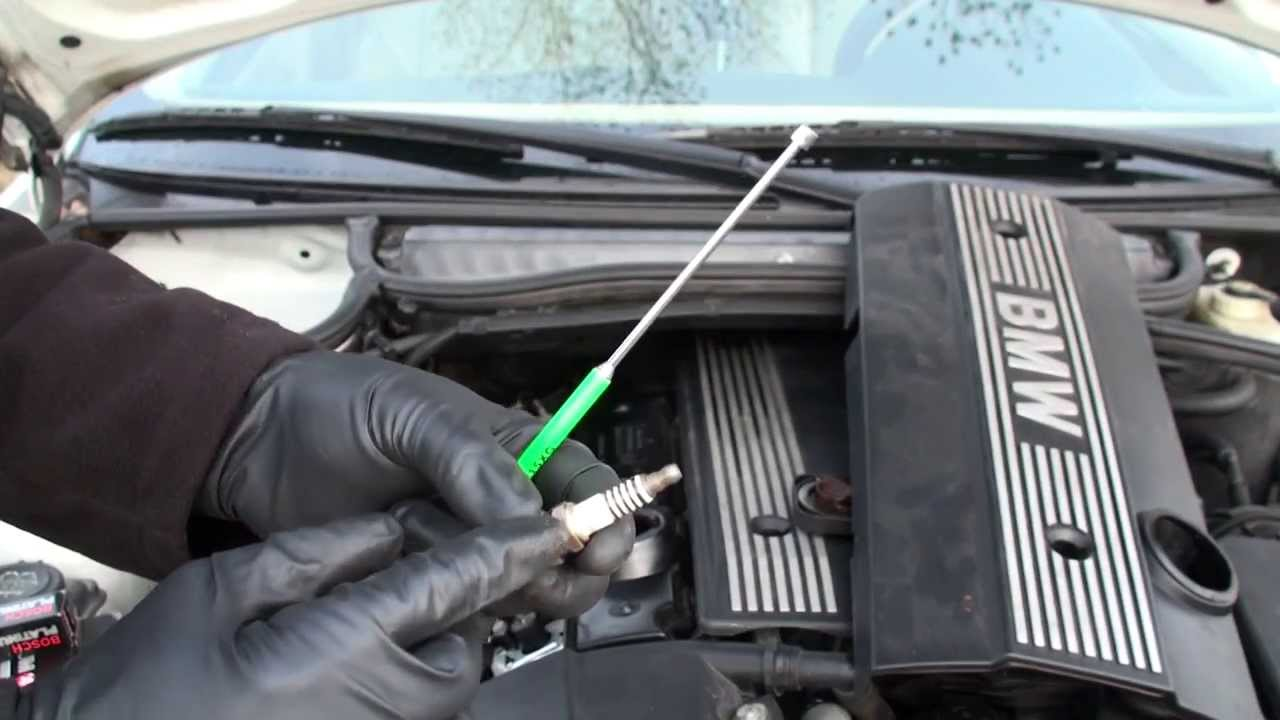 Bmw 3 Series Spark Plug Or Coil Change Simple And Easy
