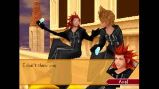KH 358/2 Days Playthrough #053, Day 95 M30, Heart Collection in Agrabah; About Nobodies