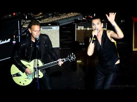 Dave Gahan - Saw Something + Personal Jesus with Martin Gore (Music Cares May 2011).avi