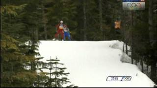 Олимпийские игры 2010 Ванкувер эстафета женщины