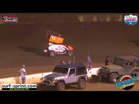 California Lightning Sprints at Ventura Raceway - 8/26/17