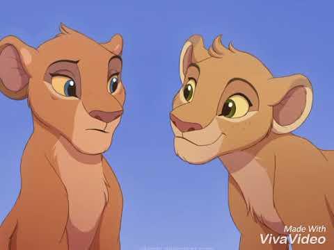 Zuri Tribute - Lion King