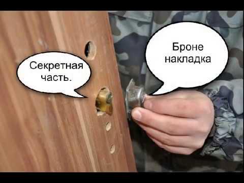 Облицовка металличкской двери, карточками МДФ.