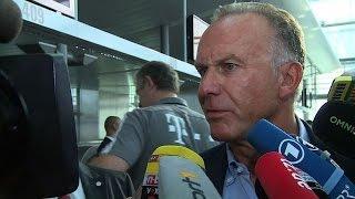 Rummenigge bestätigt Interesse an Vidal