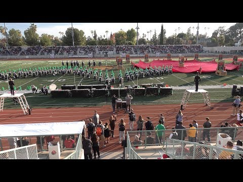 Greendale High School Marching Band - 2020 Pasadena Bandfest