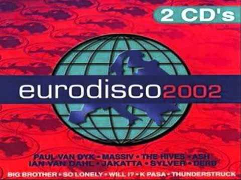 4.- KMC FEAT. DHANY - I Feel So Fine (EURODISCO 2002) CD-1