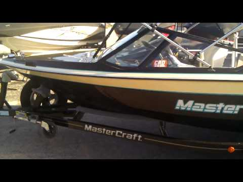 MasterCraft Prostar 190 1990 limited edition