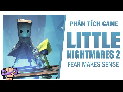 Phân tích game LITTLE NIGHTMARES 2 | Story Explained | PTG