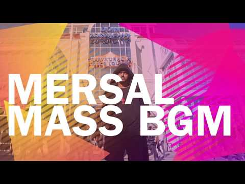 Mersal BGM - Mass Magician BGM | Vijay, Samantha, Kajal | A R Rahman | Atlee