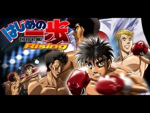 Shikuramen - Buchikome!!  (Hajime no Ippo: Rising Ending Theme FULL)