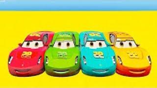 Мультики про Машинки все серии подряд Супергерои детские песенки Мультфильм для Детей