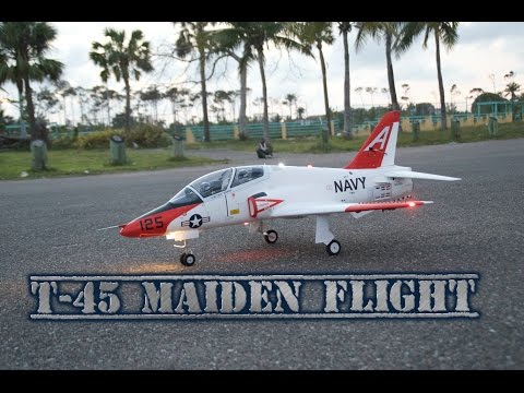 T 45 MAIDEN FLIGHT NASSAU, BAHAMAS