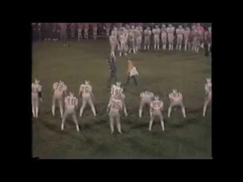 1986 Salamanca Warriors vs. Springville (Full)