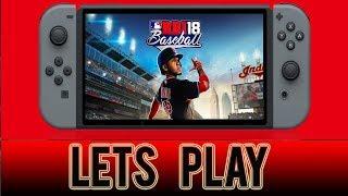 R.B.I. Baseball 18 Nintendo Switch (Trailer)