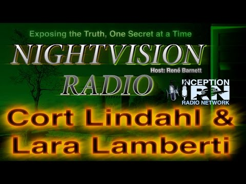 Cort Lindahl & Lara Lamberti - Great Cross at Hendaye - NightVision Radio