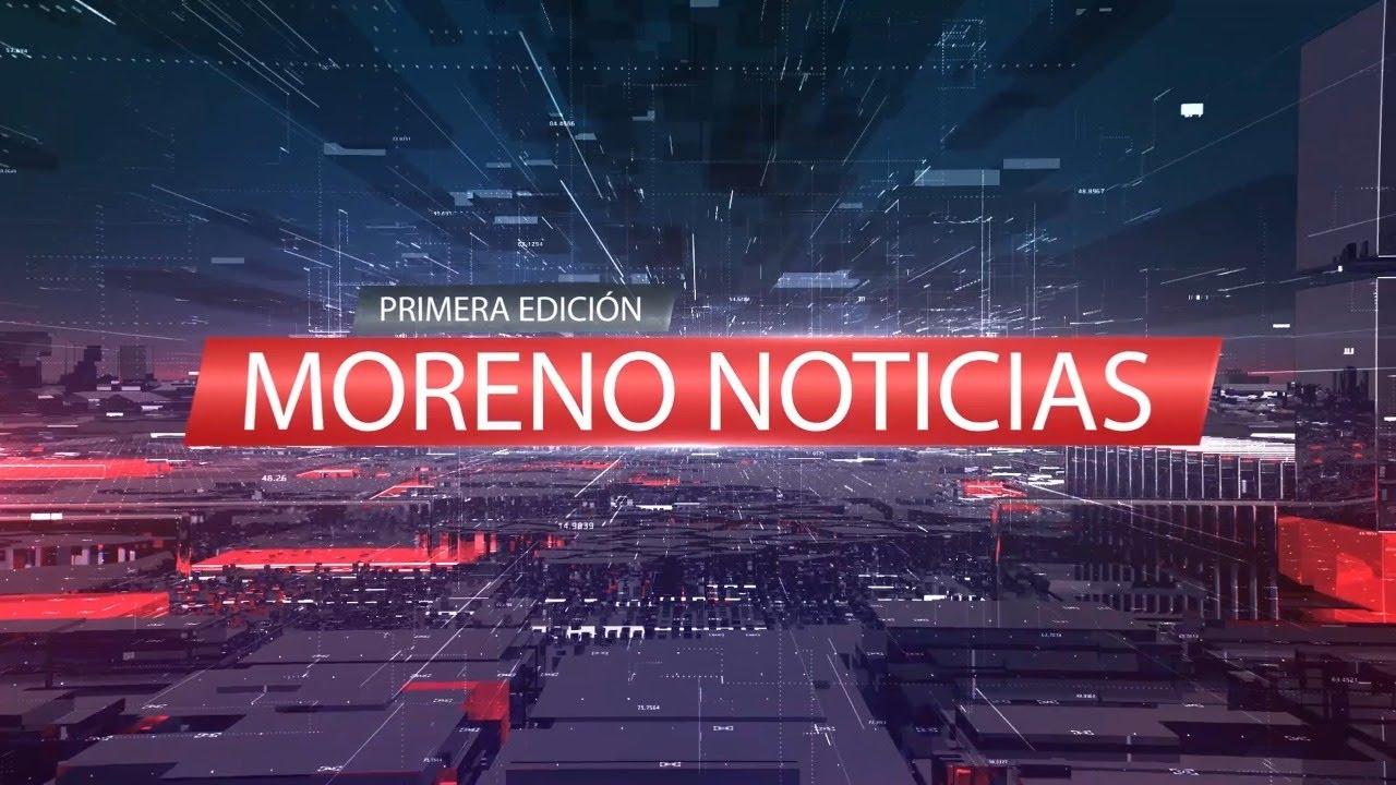 Moreno Noticias 1º Edición - 10/08/20