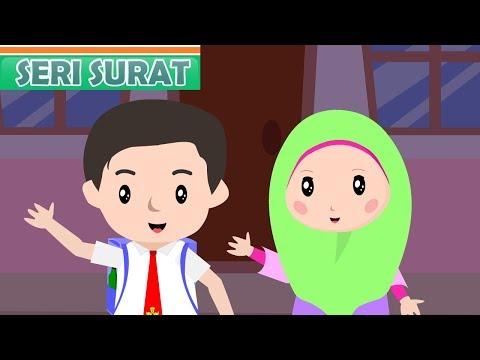 Surat Al-Ikhlas Anak Anak #3 Merdu banget - Anak Islam-Bersama Jamal Laeli