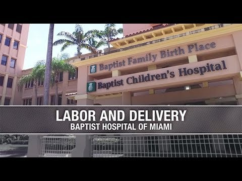 Labor and Delivery Department at Baptist Health