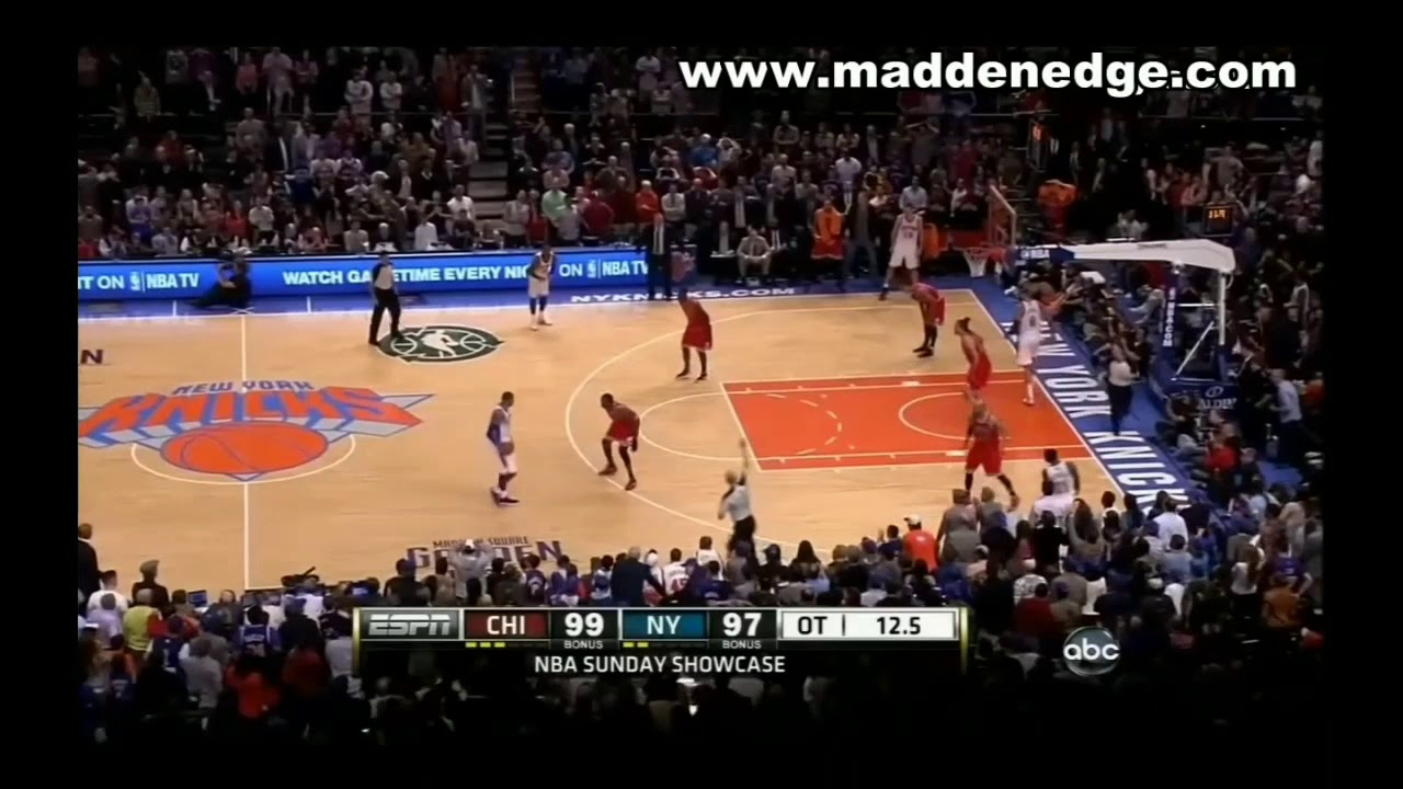 Carmelo Anthony best clutch moments🔥🔥